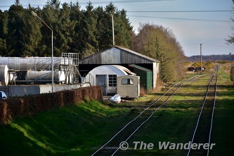 Mountdillon Works near Lanesborough. Sat 25.03.17