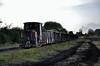 LM429 is seen near Blackwater Works with an empty peat train from Shannonbridge. Fri 11.10.19