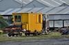 LM218 with a works train at Blackwater Works. Fri 11.10.19