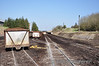 Croghan Tipper with 3 trains awaiting unloading. Sun 11.04.10