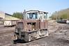 LM199 and a short rake of wagons at Croghan. Sun 11.04.10