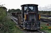 LM411 passes Blackwater Works heading from Shannonbridge to the Bog for loading. Fri 11.10.19