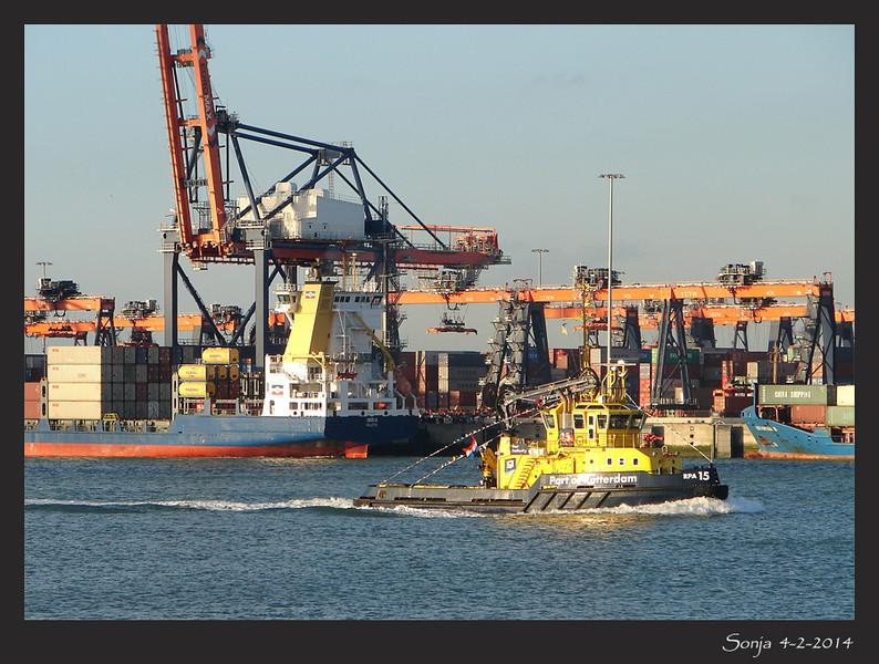 Maasvlakte, Rotterdam