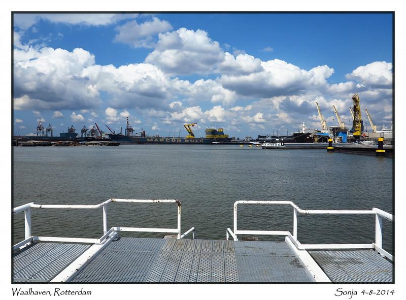 Waalhaven, Rotterdam