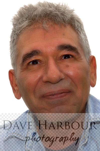 Happy Alaska carpenter, Tony Tanzi, smiling, envisioning retirement....vertical format.