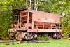Iron Ore Rail Car, Ironwood, Michigan