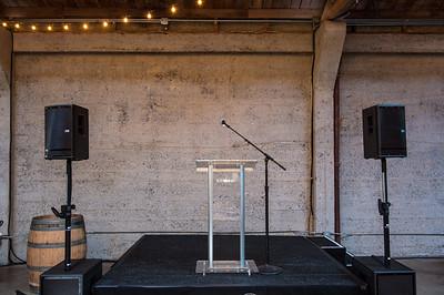 ILEA NCC November '17 Educational Program with Sasha Souza. Event Sponsors Included Sasha Souza Events, Tank18, Left Coast Catering, Abbey Party Rents SF, Sound Image Productions.