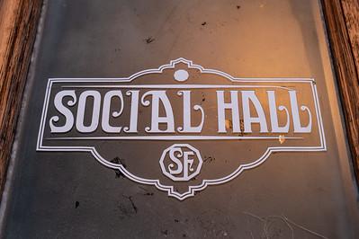 Regency Social Hall Fest