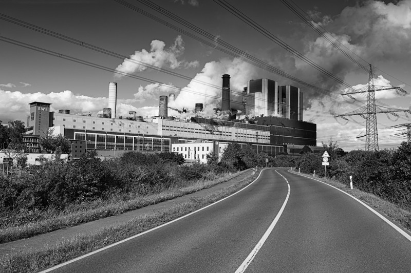 RWE Generating Station Weisweiler | RWE Kraftwerk Weisweiler
