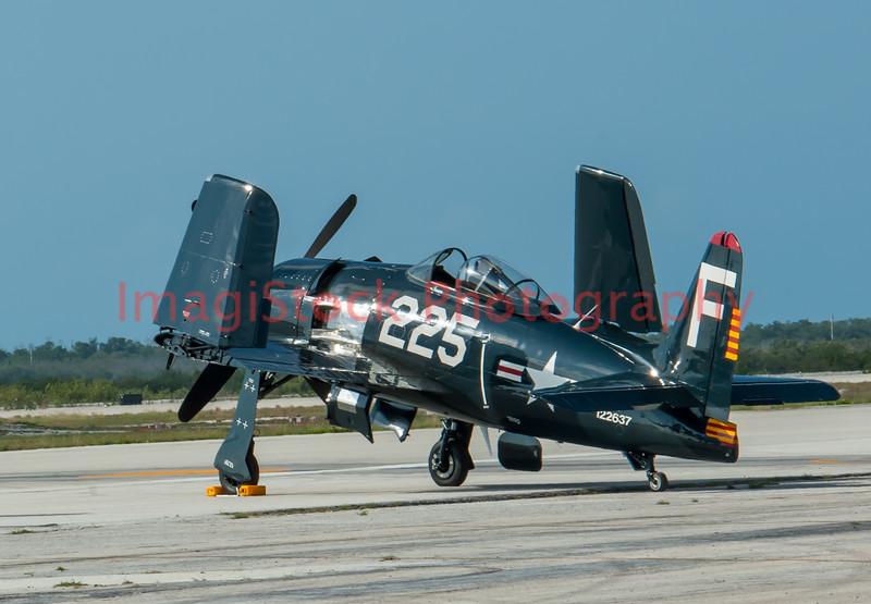 100410 - 0677 P-40 Mustang - Naval Air Station - Key West, FL