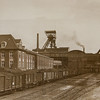 Works railway yard, Laurweg, Kohlscheid.