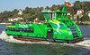 090926 - 0503 Tourist Boat - Blankenese, Germany