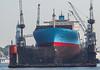 090926 - 0550 Active Drydock - Hamburg, Germany