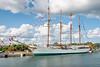 130504 - 3351 BE Juan Sebastian El Cano - Spanish Naval Vessel - Miami, FL