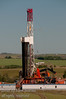 Drill Rig operating north of Calgary, Alberta