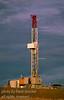Drill Rig near Longview, Alberta