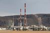 Wild Cat Hills Gas Plant near Ghost Reservoir, Alberta
