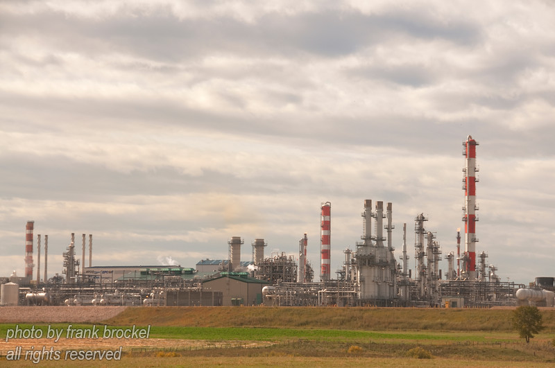 Nova Chemicals Joffre Petrochemical Complex and Cogeneration Site