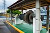 100225 - 2245 Power Plant Turbine - Panama Canal - Panama, CA