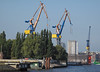 20090926 - 0573 Loading & Unloading Gantrys - Hamburg