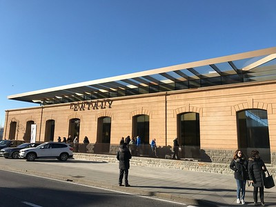 Eataly in Trieste, Italy