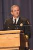 Chief Covington from Schertz Fire Department speaking