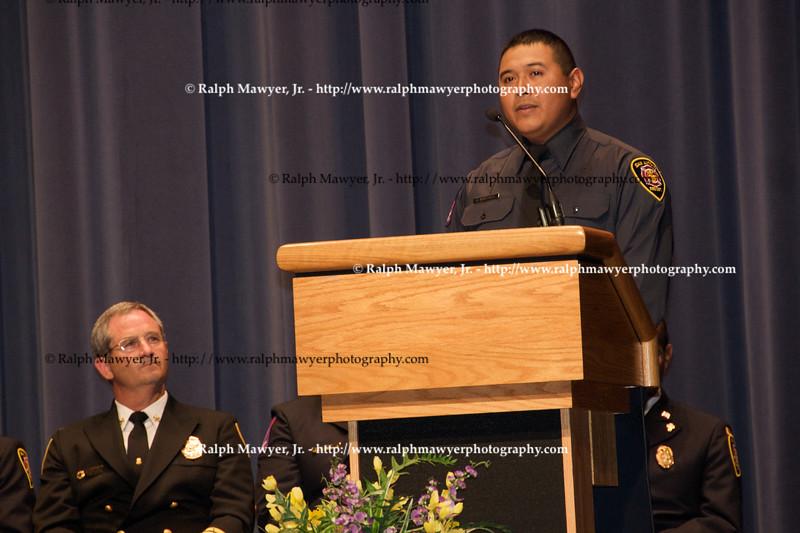 Class President of 2007-C, Jay Martinez