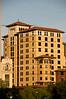 Old AT&T Building Art Deco Facade vs Hotel Valencia, San Antonio, Texas, 2008