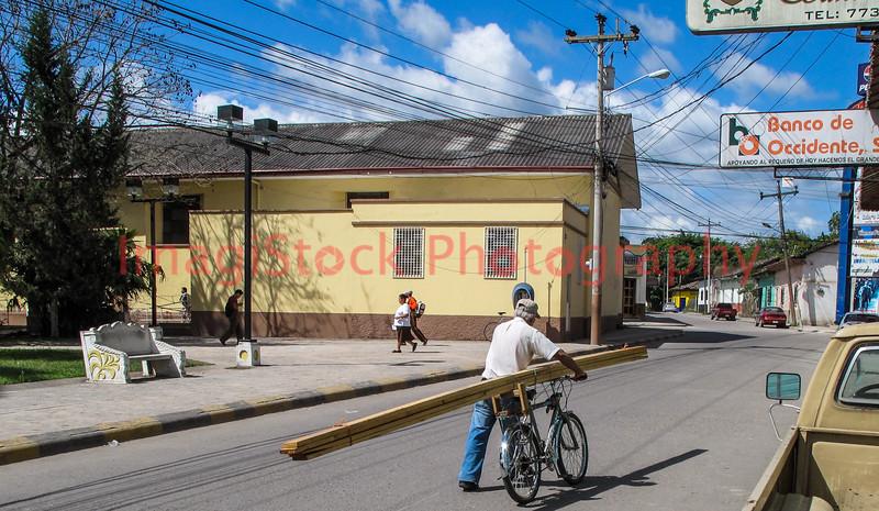 090226 - 0697 Lumber Transport - Intala, Honduras