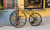 160723 - 8613 Antique Bycicle -  Bruges, Beligium