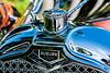 170211 - 0535 Auburn Chrome Hood Ornament