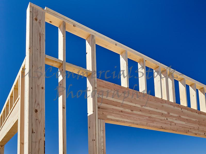 Home Building construction glulam header beam carpentry detail