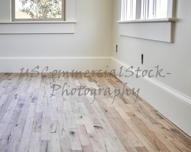 Old Oak Flooring being Restored