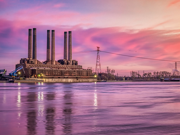 Cahokia Power Plant