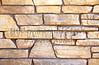 ledge stone rock decorative wall closeup