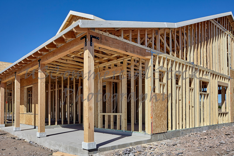 New housing wood frame construction industry