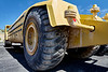 Heavy equipment water tanker industrial tires