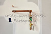 Construction building industry drywall taping plumbing water supply shutoff valve