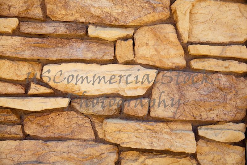 red rock southwest limestone rock wall