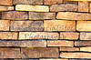 Mountain mineral ledge stone rock wall