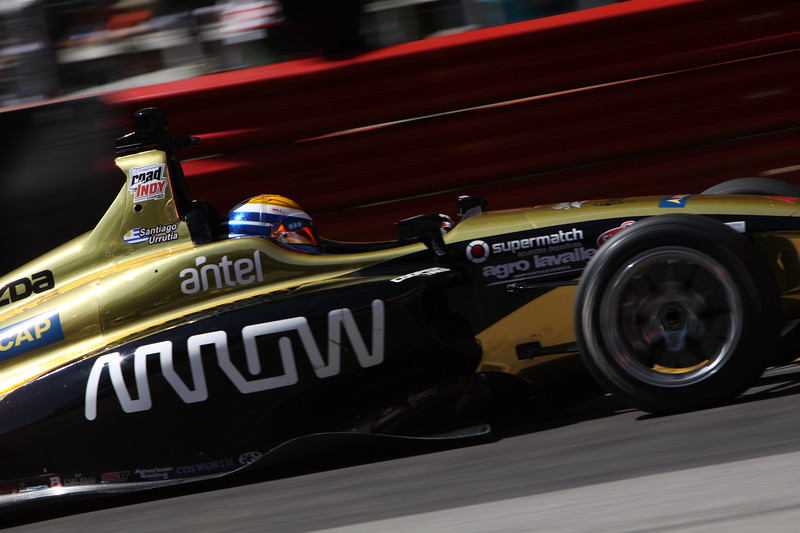Urrutia tiene cinco triunfos en 32 arranques en Indy Lights (FOTO: IMS Photo/Road to Indy)