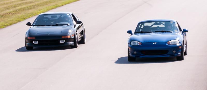 Indy SCCA Track Day Putnam Park 08/26/17