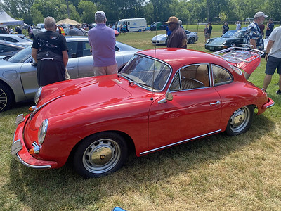 Absolutely stunning 356, last year of production, 1965.