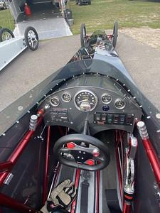 Dragster at Brainerd International in Raceway