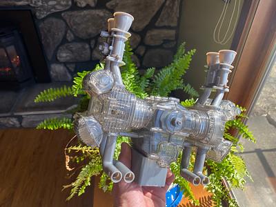 The Carrera Racing Engine.