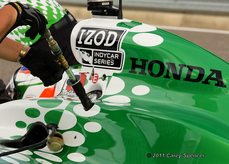 HVM Racing No. 78 in the Pit at Barber Motorsports Park