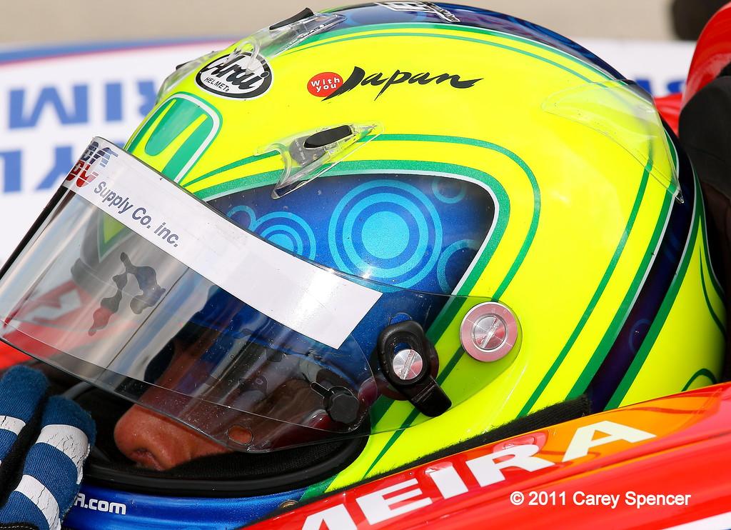 Victor Meira practice Barber Motorsports Park