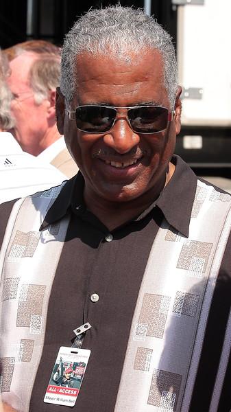 Birmingham Mayor William Bell Honda Indy Grand Prix of Alabama