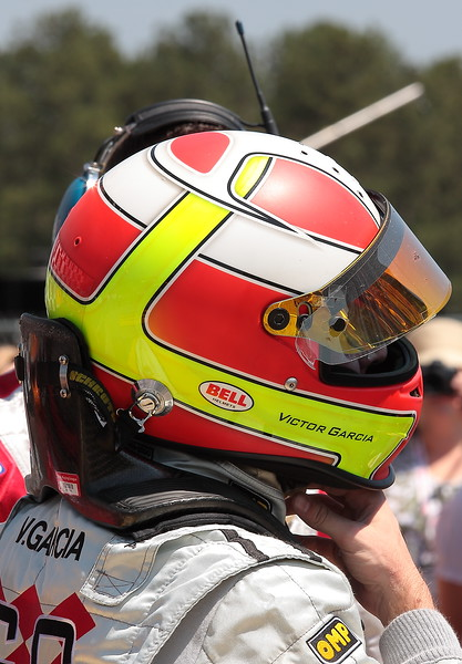 Victor Garcia Indy Lights Champion Barber