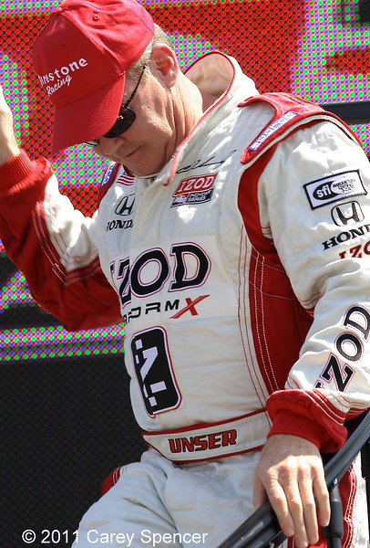 No. 83 Charlie Kimball IndyCar Barber
